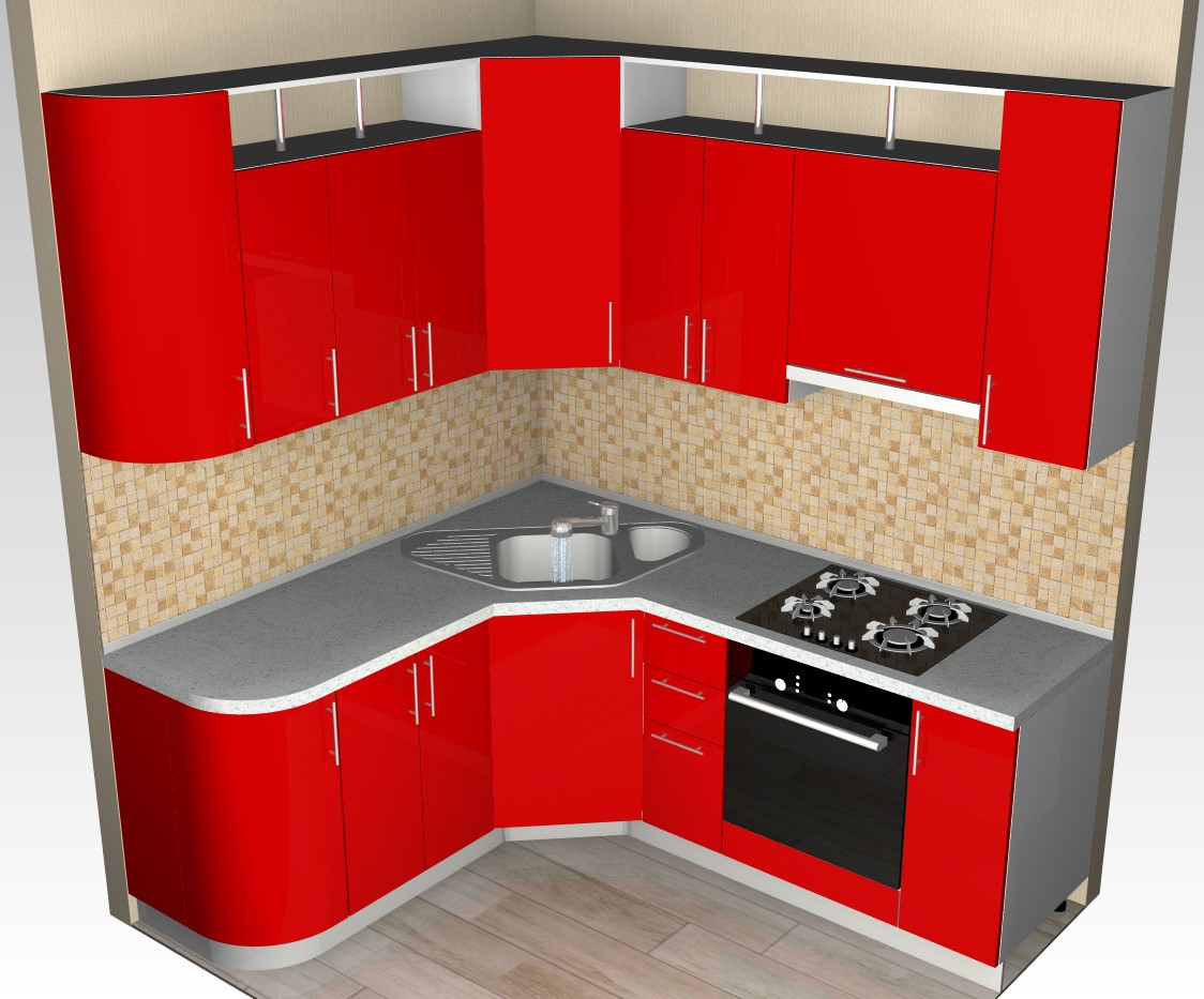 материал для изготовления кухни какой лучше отличие