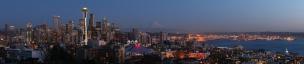 Ночной город 077