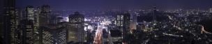 Ночной город 079